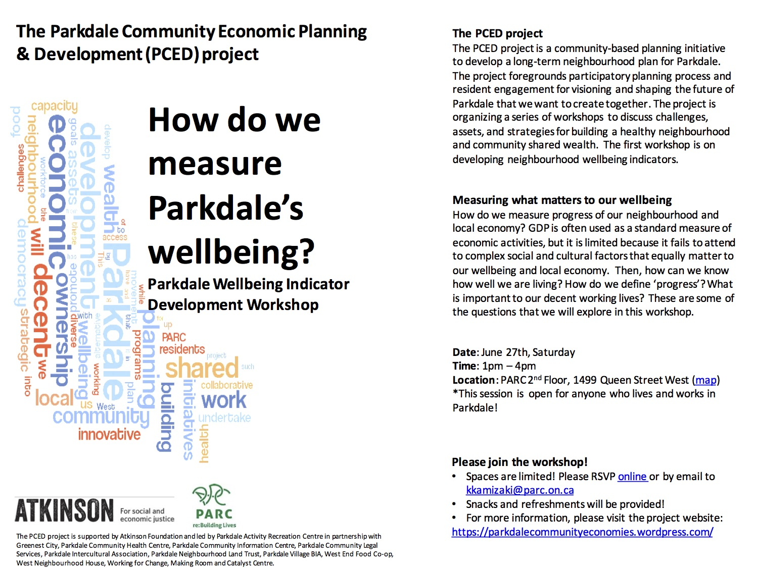 Parkdale Wellbeing