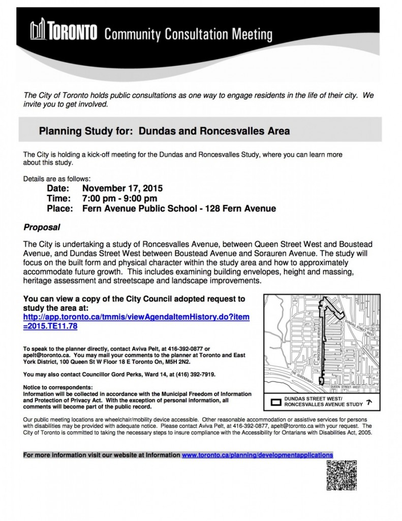 Dundas-Roncesvalles-Study-Meeting-Notice-Nov-17-2015