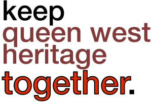 keepqueenwesttogether